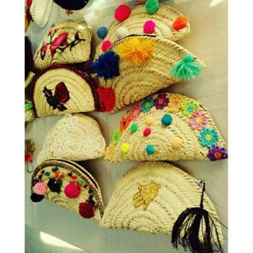 Pochette traditionnelle tunisienne