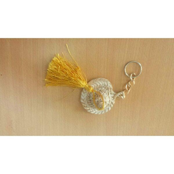 porte clef tunisien traditionnel