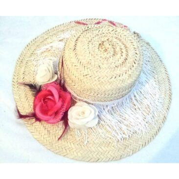 chapeau traditionnel tunisien pour fillette