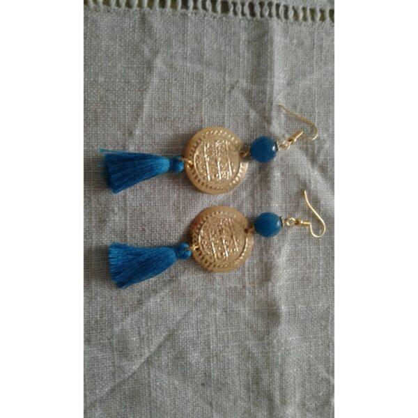Boucles d'oreilles mahboub