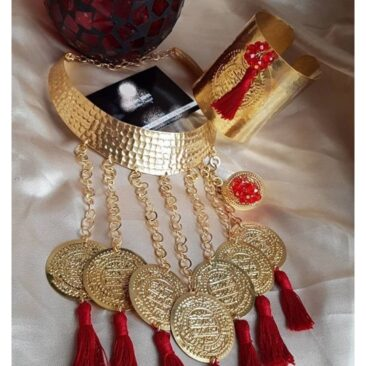 Parure Bijoux Tunisien
