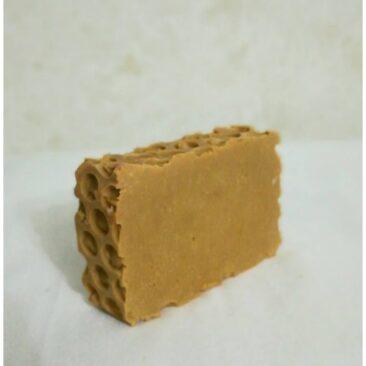 lot de 3 Savon à l'argile jaune et au miel pour une peau sensible