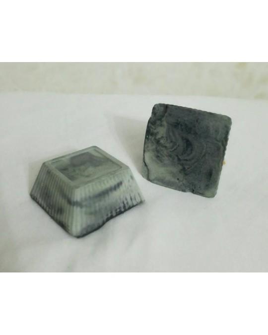 lot de 2 Savon au charbon