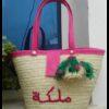 Couffin artisanal tunisien