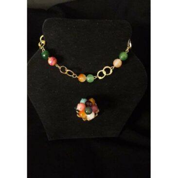 Bague et bracelet