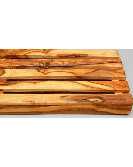 Planche à pain avec ramasse miettes