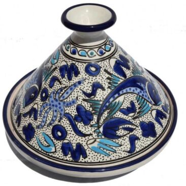 Plat Tajine céramique
