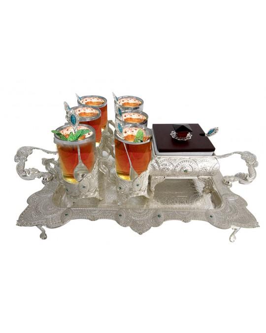 Service thé tunisien
