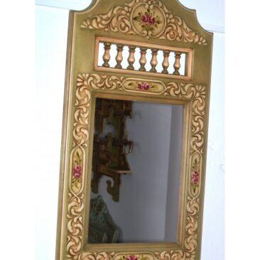 Miroir Murale sculpté