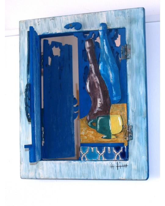 Porte Miroir Déco