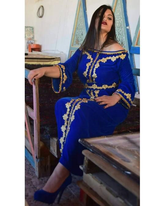 Robe Traditionnelle Tunisienne(Kaftane)