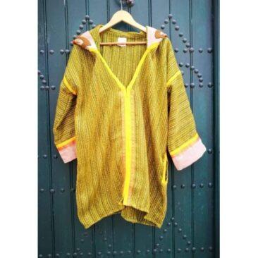 Kachabia en laine