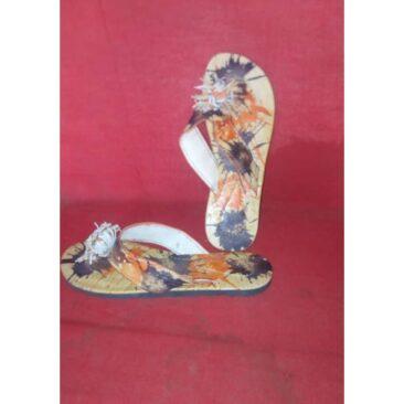 Sandales en peau de boeuf(Cameroun)