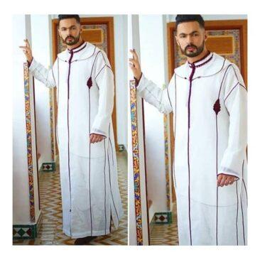 Habit traditionnel tunisien pour homme