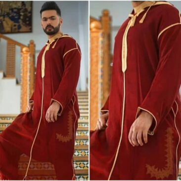 Habit traditionnel tunisien pour homme